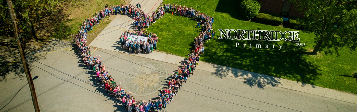 Northridge Students are Feeling the Love Today!